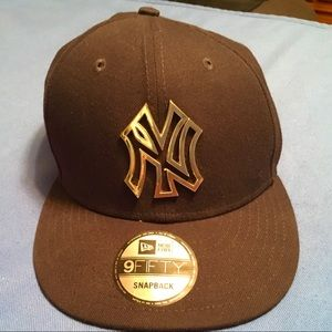 9fifty NY Yankees hat NWT